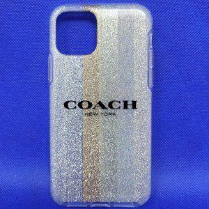 Coach Case for iPhone 11 Pro 2019 - Glitter